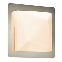 Elan 83038 Kapture 2 Light 9 inch Chrome Vanity Wall Light