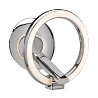 Elan 83089 Moku LED 7 inch Chrome Wall Sconce Wall Light