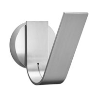 Follen LED 7 inch Brushed Aluminum Sconce Wall Light