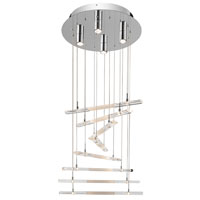 Elan Trappa 20 Light Chandelier in Chrome 83103
