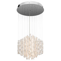 Signature 21 Light Chrome Pendant Ceiling Light