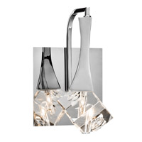 Elan Rockne 1 Light Wall Sconce in Chrome 83135