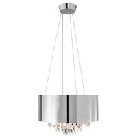 Elan Vallo 7 Light Chandelier in Chrome 83145