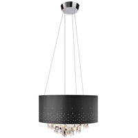 Elan Vallo 7 Light Chandelier in Chrome 83146