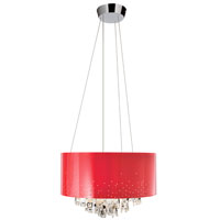 Elan Vallo 7 Light Chandelier in Chrome 83147