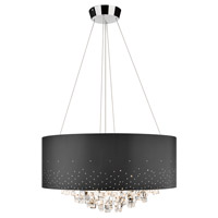 Elan Vallo 10 Light Chandelier in Chrome 83149