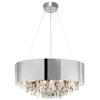 Elan Vallo 12 Light Pendant in Chrome 83154