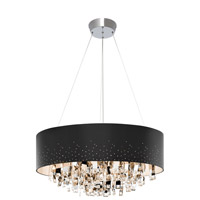 Elan Vallo 12 Light Pendant in Chrome 83155