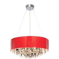 Elan Vallo 12 Light Chandelier in Chrome 83156