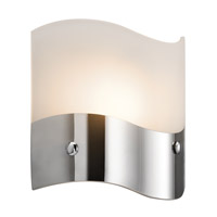 Elan Unsa 1 Light Wall Sconce in Chrome 83165