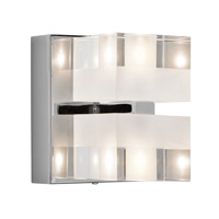 Elan Considine 2 Light Wall Sconce in Chrome 83186
