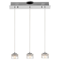Elan Considine 3 Light Pendant in Chrome 83188