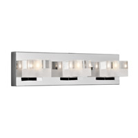 Elan Considine 3 Light Vanity in Chrome 83189