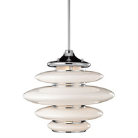 Cumulus 3 Light 18 inch Chrome Pendant Ceiling Light