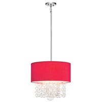 Elan Piatt 4 Light Pendant in Chrome 83243
