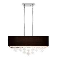 Elan Piatt 6 Light Pendant in Chrome 83247
