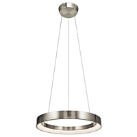 Elan Fornello LED Pendant in Brushed Nickel 83261