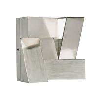Elan Javan LED Wall Sconce in Brushed Nickel 83367
