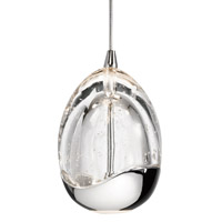 Elan 83378 Lavinia LED Chrome Mini Pendant Ceiling Light
