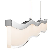 Elan Ramay LED Chandelier in Chrome 83444