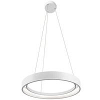Elan Fornello LED Pendant in Textured White 83454