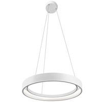Elan Fornello LED Pendant in Textured White 83454