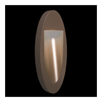 Soku LED 16 inch Architectural Bronze Outdoor Wall