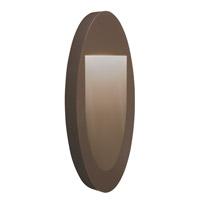 Elan Soku LED Outdoor Wall in Architectural Bronze 83550