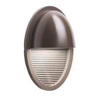 Elan Conti LED Outdoor Wall in Architectural Bronze 83552