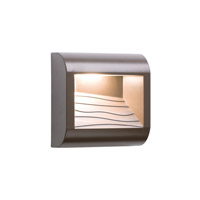 Elan 83565 Movo 1 Light 9 inch Architectural Bronze Outdoor Wall