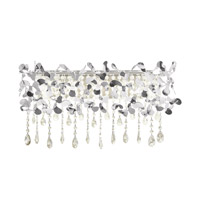 Alexa 5 Light 26 inch Chrome Vanity Wall Light