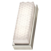 Elan 83649 Merco LED Brushed Nickel ADA Wall Bracket Wall Light