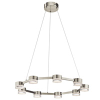 Elan Avenza Pendant in Brushed Nickel 83707