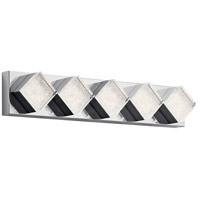 Gorve LED 28 inch Chrome Vanity Light Wall Light
