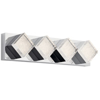 Gorve LED 22 inch Chrome Vanity Light Wall Light
