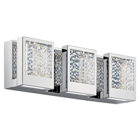 Elan 83726 Pandora Chrome ADA Wall Bracket Wall Light