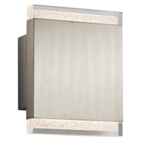 Elan 83728 Balta LED Brushed Nickel ADA Wall Sconce Wall Light