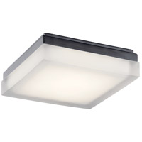 Arston LED 9 inch Bronze Flush Mount Ceiling Light