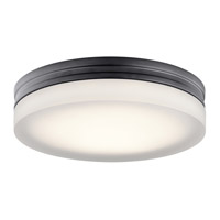 Elan 83804 Rylee LED Bronze Flush Mount Ceiling Light