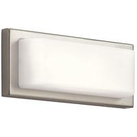 Elan 83895 Kelsi LED Brushed Nickel ADA Wall Sconce Wall Light