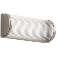 Elan 83916 Filter LED Brushed Nickel ADA Wall Sconce Wall Light