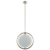 Elan 83975 Core LED Brushed Nickel Pendant Ceiling Light