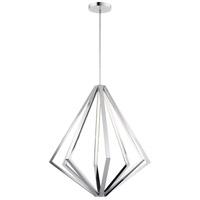 Elan 84088 Everest 8 Light Chrome Chandelier Ceiling Light