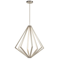 Elan 84089 Everest 8 Light Satin Nickel Chandelier Ceiling Light