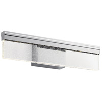 Elan 84160 Laris 18 inch Chrome Vanity Light Wall Light