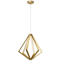 Elan 84199 Everest 6 Light Champagne Gold Chandelier Ceiling Light