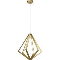 Elan 84199 Everest 6 Light Champagne Gold Chandelier Ceiling Light