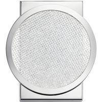 Elan 85061CH Delaine LED 7 inch Chrome Vanity Light Wall Light
