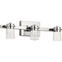 Elan 85070PN Vada LED 22 inch Polished Nickel Bath Vanity Light Wall Light