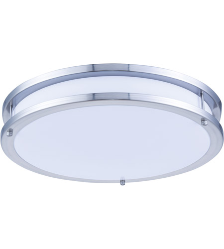 Elitco Lighting CF3203 CF32 Series LED 16 inch Brushed Nickel Flush ...
